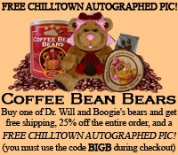 Coffee Bean Bears