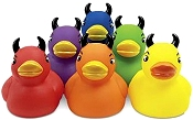 devil duckies